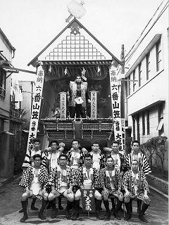昭和43年取締記念写真