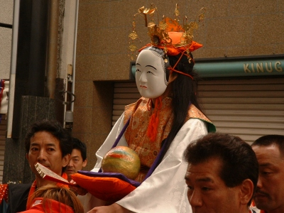 女恵比須さん